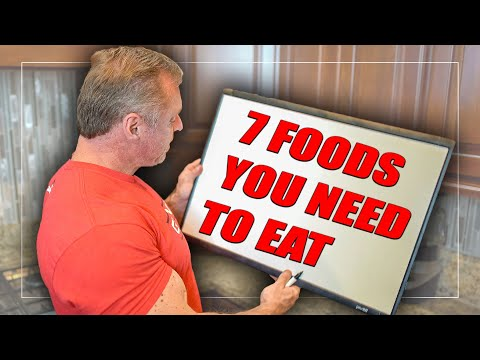 "Top ""7"" Foods You Need in Your Diet thumbnail"