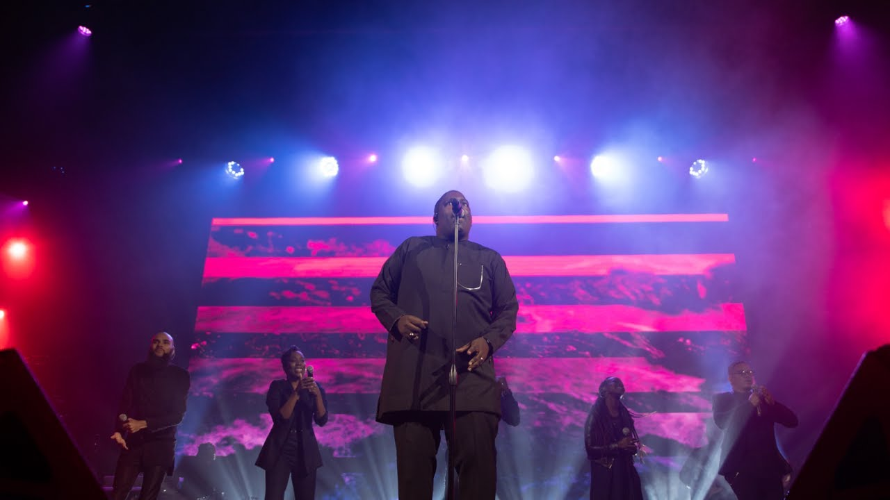 Nothing's Impossible - William McDowell (Official Live Video)