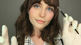 [ASMR] Dermatologist Roleplay- Gloves, Personal Attention