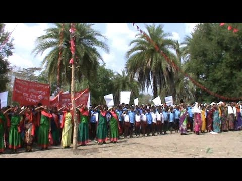 international working women's day Celebrations in South Bastar - 8th March , 2015