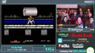 Awesome Games Done Quick 2015 - Part 112 - Trio the Punch by ZakkyTheGoatragon