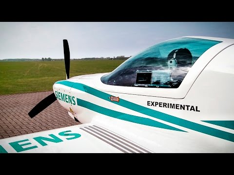 "E-plane ""eFusion"" takes off with Siemens drive system"