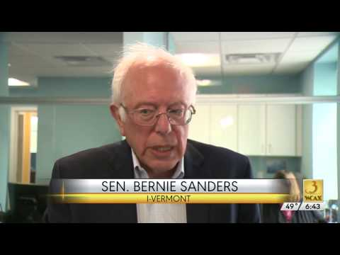 Sen. Sanders Visits New Federally Qualified Health Center in South Hero, Vermont