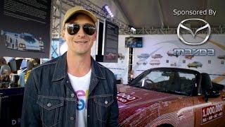 Millionth Mazda MX-5 Miata: Fan Reactions - Sponsored By Mazda
