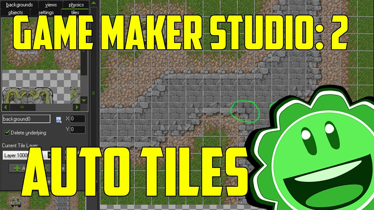 Game maker studio 2 auto tile feature tutorial youtube game maker studio 2 auto tile feature tutorial pronofoot35fo Image collections
