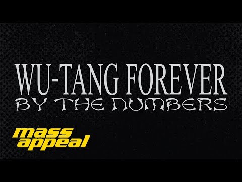 By The Numbers: Wu Tang Forever