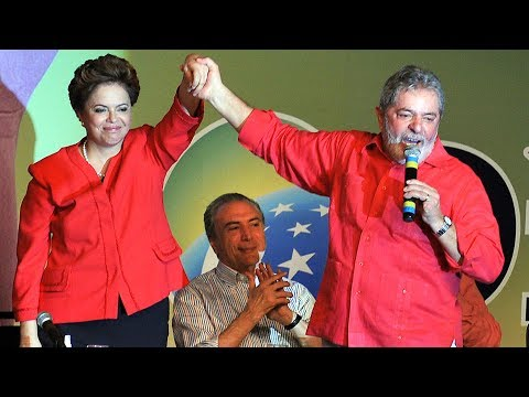 Dilma Rousseff: Lula's Imprisonment Is Part of a Coup Corroding Brazil's Democratic Institutions