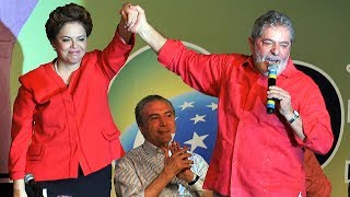 Dilma Rousseff Lulas Imprisonment Is Part of a Coup Corroding Brazils Democratic Institutions