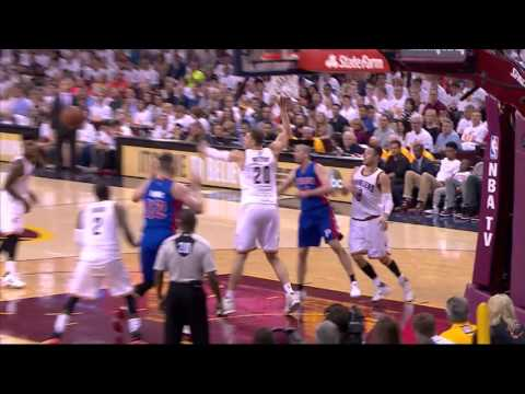 Stanley Johnson Full Game Highlight VS Cleveland Cavaliers(9Points,8Rebounds)