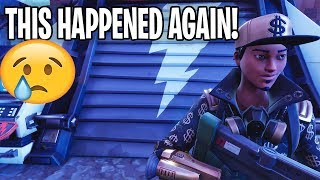 I'm quitting Youtube after this happened! 😭 - Fortnite Save The World