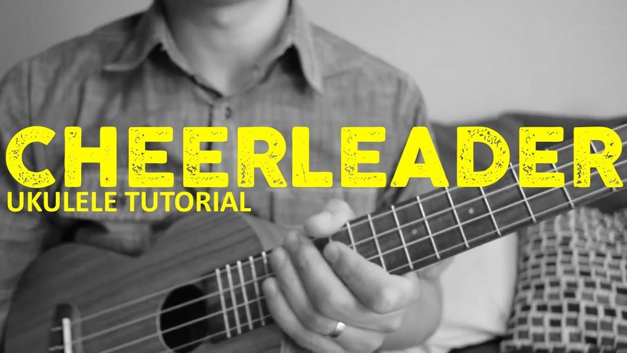 OMI   Cheerleader EASY Ukulele Tutorial [Chords]   How To Play