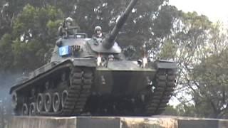 20130302-湖口裝甲兵學校開放參觀-戰車動態展示