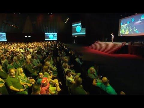 Keynote highlights / Thimon de Jong @ SPAR South Africa