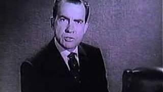 Nixon 1960 Campaign Ad