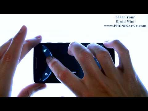 Motorola Droid Mini - How Do I Use the Camera