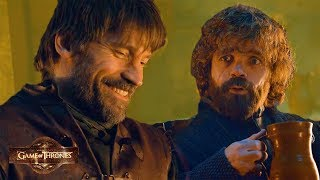 Tyrion and Jaime Being a Brotherly Duo