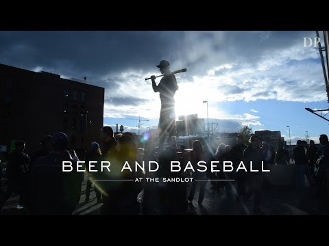 With Coors Field as the catalyst, beer and baseball became