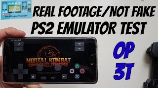PS2 Emulator test Mortal Kombat: Shaolin Monks PS2 game on Android smartphone/REAL gameplay!
