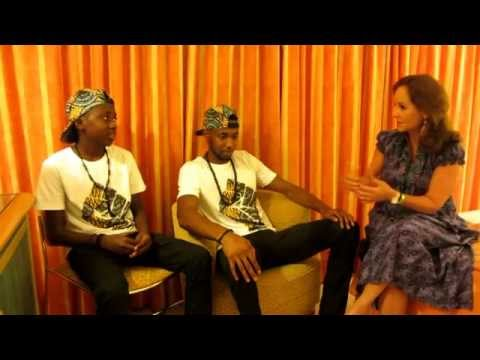 AFROFESTIVAL COSTA DEL SOL 2014: Nat Nkm Full, Nat & Dany, interview by Bea Soto