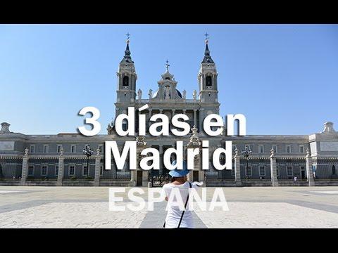 3 días en Madrid - ESPAÑA