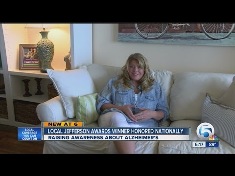 Jefferson Awards winner from South Florida honored nationally
