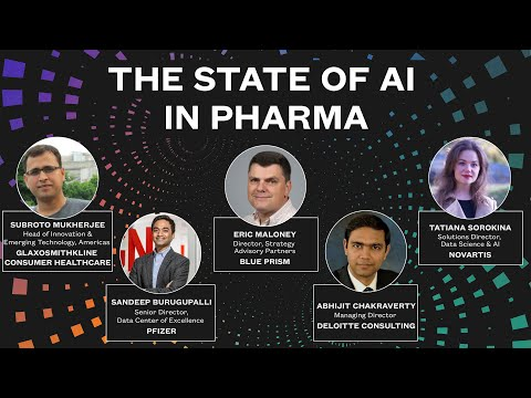 The State of AI in Pharma