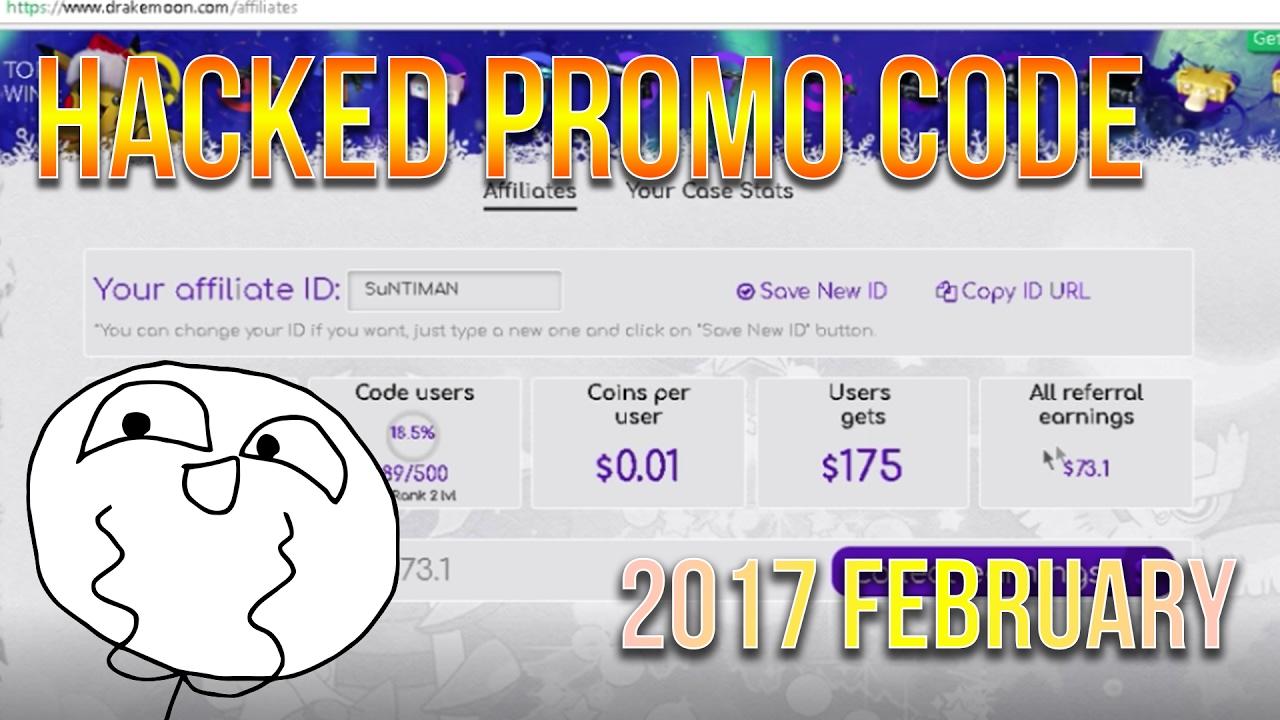 Drakemoon Promo Code