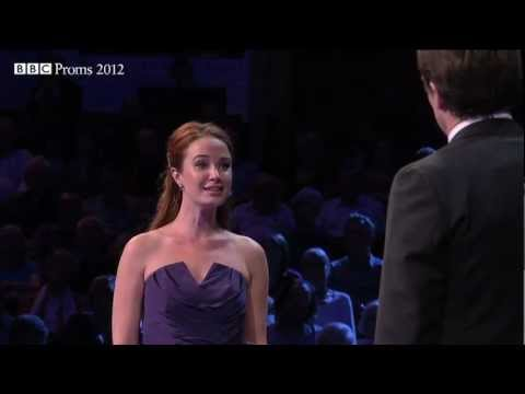 The Broadway Sound: West Side Story Balcony   BBC Proms 2012