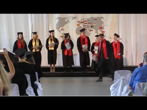 Abiturfeier Campus im Stift Neuzelle: die Zeugnisübergabe und Ehrungen
