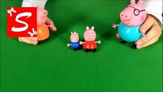 Урок 1. Английский для детей. Знакомство, приветствие. English with Peppa Pig.