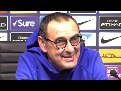 Manchester City 6-0 Chelsea - Maurizio Sarri Full Post Match Press Conference - Premier League