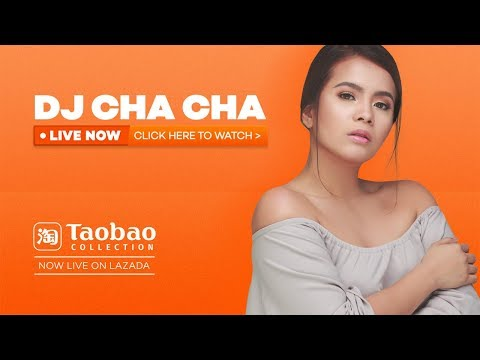 Taobao Launch with DJ Chacha