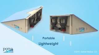 Repeat youtube video Porta-Gyn® Portable Pelvic Exam Device