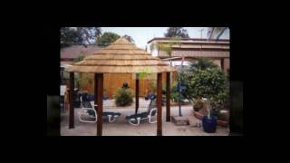 African Outdoor Gazebos Make Great Shade Gazebos.mp4