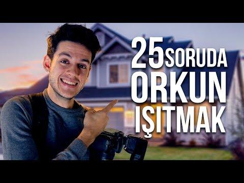 25 SORUDA ORKUN IŞITMAK! (Yeni Ofis Turu)
