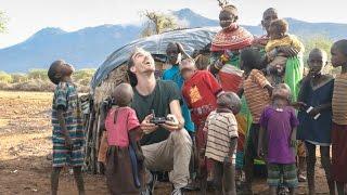 TRIBAL VILLAGE MEETS DRONE - Kenya Trip Day 4