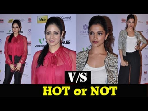 Deepika Padukone VS Sridevi - HOT OR NOT ?