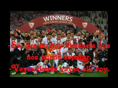 Sevilla FC Despacito versión de Luis Fonsi