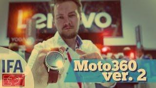 Обзор Moto360 ver. 2 - главный конкурент Apple Watch?
