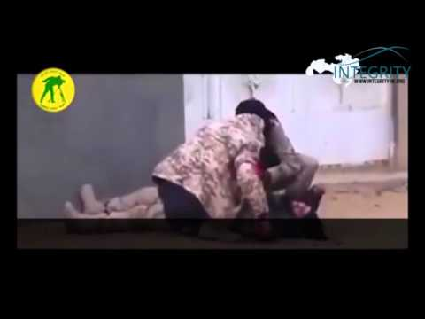 Videos shot by a Daesh soldier show the truth about the group