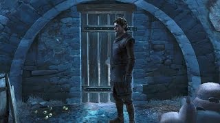 Jailbreak: Gared Runs from Night Watch. Castle Black (Game of Thrones | Telltale | Episode 4)