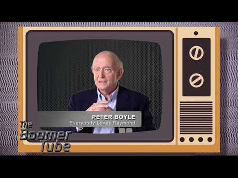 Peter Boyle reveals How I Got The Part on EVERYBODY LOVES RAYMOND