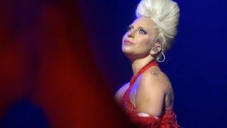 Lady Gaga - Lush Life (Live) @ Montreux (06.07.2015) HD