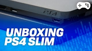 PlayStation 4 Slim - Unboxing! - Tecmundo Games(, 2016-10-18T15:19:10.000Z)