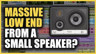 Small Speaker with Massive Low End? - EVE Audio SC3070