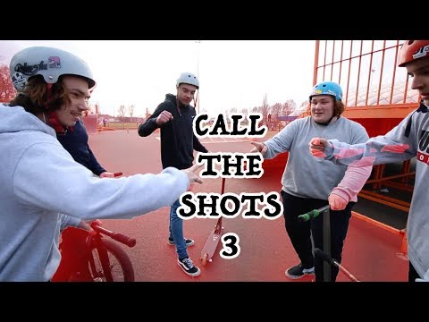 CALL THE SHOTS 3