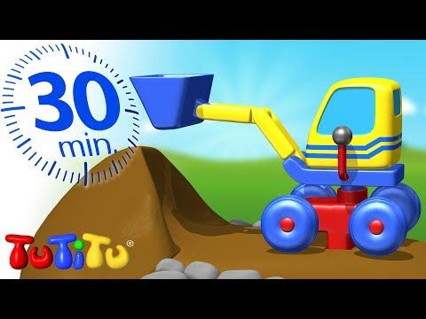 TuTiTu Português | Brinquedos Para Crianças Pequenas | Brinquedo De Madeira Articulado | 30 Minutos