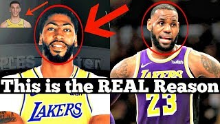 This is the Reason Why Anthony Davis will STILL Be Traded to the Lakers... Eventually