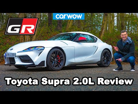 Toyota GR Supra 2.0-litre review: better than the 3.0-litre?