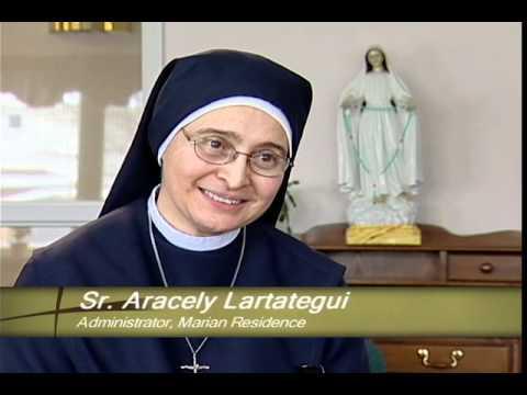 Aging Gracefully - Catholic Focus